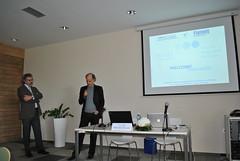 """Konferenco sta otvorila vodja Slovenskega centra za raziskovanje samomora, prof. Diego De Leo, ter rektor Univerze na Primorskem, prof. Dragan Marušič • <a style=""""font-size:0.8em;"""" href=""""http://www.flickr.com/photos/102235479@N03/10291071596/"""" target=""""_blank"""">View on Flickr</a>"""