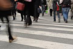 (julm84) Tags: urban paris urbanart passage rue pieton