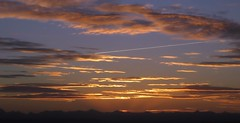 Fire lines (CNorthExplores) Tags: travel autumn sunset canada clouds canon rockies canadian alberta g11 explored