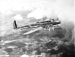 Boeing Y1B-17 Mt Ranier 28Feb38 (6) (San Diego Air & Space Museum Archives) Tags: paulfedelchak aviaiton aviation aircraft airplane bomber militaryaviation boeing boeingb17flyingfortress boeingb17 b17flyingfortress b17 flyingfortress boeingflyingfortress wrightaeronautical wright wrightr1820cyclone wrightr1820 wrightcyclone r1820 wrightcycloner1820 y1b17 yb17