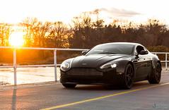 Aston Martin (Jonathan Heisler) Tags: astonmartin vantage astonmartinv8vantage v8vantage canon5dmarkiii jheislerphotography jonathanheislerphotography jheisler