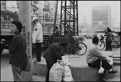 Shanghai1995 Part6 Zhonghua Road-140 (8hai - photography) Tags: road 6 shanghai part yang 1995  bahai hua hui zhong zhonghua part6  yanghui shanghai1995 road