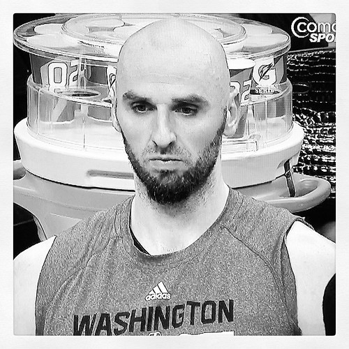 Polish focus in the U.S. capital against the big apple. I, Gortat.
