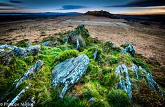 Wild wild west (PhilND8) Tags: wild france landscape twilight nikon brittany bretagne nikkor paysage hdr crepuscule d800 photomatix lr4 montsdarree 1635mmf4