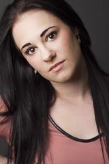 Raquel (austinspace) Tags: portrait woman tattoo studio washington spokane brunette alienbees