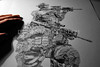 DessinsTactiques - Dessin Original Binôme RAPAS 1er RPIMa / COS (Part I) (DessinsTactiques.com) Tags: pencil soldier para military dessin grenades micro pistol guns crayon cos bayonne crosse militaire holster feuille commandos specialforces hkusp chasuble munitions dessiner graphisme cagoule ciras frencharmy assaultrifle counterterrorism cartouches arméefrançaise 556mm invex 9x19 aimpoint graphitepencils chargeurs treillis crayonné formata3 forcesspéciales rapas casquelourd parachutistes coltm4a1 militarydrawing beretrouge 1errpima michhelmet lampetactique ctlo davidandro dessinmilitaire trijiconacog crayonsgris gantstactiques dessinstactiquescom dessinstactiques dessinoriginal lunettestactiquesbolléx800 dessinforcesspéciales crayonsgraphite wwwdessinstactiquescom dessinerunmilitaire surefirem910a aimpointcompc3 casquemich