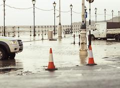 Penarth Esplanade - storm flooding (livin the dream*) Tags: uk winter storm wales waves penarth wfc hightide valeofglamorgan stormyweather penarthpier photobymydad welshflickrcymru penarthesplanade 2ndlargesttidalrangeintheworld