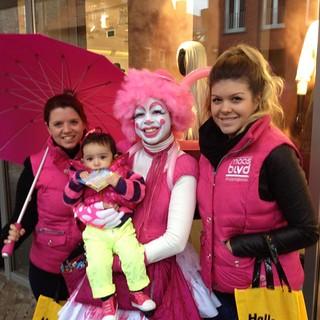 ballonvouwen clown maasboulevard 2014 the s factory