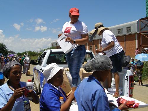 International Condom Day: Lesotho
