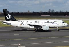 D-AILF A319 Lufthansa (MM - Aviation Photography) Tags: airbus dusseldorf lufthansa a319 dus dailf