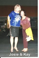 14 Josie & Kay @ Andrews Augusta Ga 02232014-5 (Josie Augusta) Tags: georgia friend andrews highheels josie karaoke augusta dearfriend