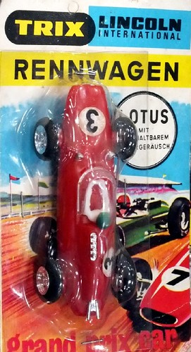 Trix Lotus F1 slot-car