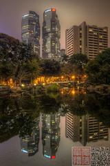 IMG_0263 (Edward Ha) Tags: canon hongkong nightscene   lippocentre admiralty hongkongpark