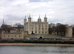 Tower of London (tom_2014) Tags: old uk greatbritain travel building london tower castle english tourism thames architecture ancient european fort famous capital towers eu landmark dungeon william medieval norman unesco worldheritagesite keep vane fortification riverthames defences toweroflondon infamous battlement williamtheconqueror whitetower worldheritage cityoflondon donjon williami medievalarchitecture europeanarchitecture