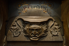 084-20140322-Pembrokeshire-St David's Cathedral-Choir-misericord