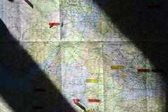 Planning (graeme37) Tags: map uk roadmap england shadow morninglight