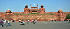 India - Delhi - Red Fort - 211d (asienman) Tags: india delhi redfort asienmanphotography mugalemperor unescoworldheritagesite