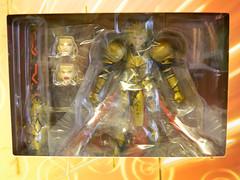 Archer - Gilgamesh - Fate Stay Night (Figma Max Factory 2017) - box 1 (Nexira) Tags: archer gilgamesh fate stay night figma max factory 2017