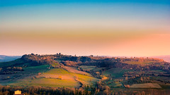 Landscape (giualia) Tags: orvieto landscape panorama umbria verde nikonflickraward