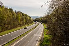 2017 - 04 - 03 - EOS 600D - A55 Expressway - North Wales - 001 (s wainwright) Tags: 2017 april theoldwarren buckley flintshire a55 canon600d eos600d