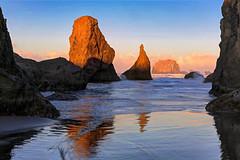 Bandon Sunrise (Cole Chase Photography) Tags: bandonbythesea oregon oregoncoast pacificnorthwest pacificcoast pacificocean seastacks sunrise morning