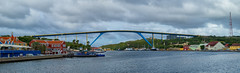 Queen Juliana Bridge (lncgriffin) Tags: willemstad curacao caribbean otrobanda punda queenjulianabridge saintannabay architecture queenjuliana travel sony rx1r zeiss sonnar sonnar35mmf2
