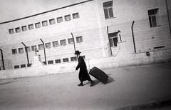 Mea Shearim (Valentine Kleyner) Tags: orwo leica bw heliar voigtlander jerusalem israel meashearim street