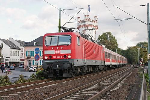 DB Regio 143 968-6 Rüdesheim