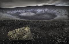 Hverfjall l Iceland (Joseba Grajales) Tags: hverfjall iceland islandia crater roca rock nikon nikond750 landscape paisaje montaña mountain