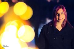 Sesión Retrato Creativo con Bokeh Noemí (Silvia Illescas Ibáñez) Tags: 50mm atardecer bokeh leds luces retrato creativo creative portrait shooting sesiondefotos photoshoot girl woman amazing beautiful lights light sunset canon