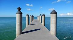 The Pier (Dinarte França) Tags: muelle pier florida usa keywest mar ocean sea