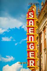 Saenger (Thomas Hawk) Tags: america biloxi harrisoncounty mississippi saenger saengertheater usa unitedstates unitedstatesofamerica neon theater fav10 fav25 fav50