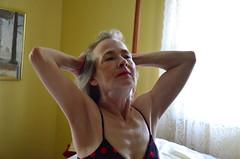 DSC_0041jj (ARDENT PHOTOGRAPHER) Tags: muscular flexing calves granny grannies skinnywomen highheels biceps