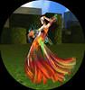 TerraMerhyem_Esmeralda_05 (TerraMerhyem) Tags: terramerhyem merhyem esmeralda gitane tzigane tsigane gypsy gypsie woman femme girl red rouge dancer danseuse dance danse danser belle beauté beauty sexy