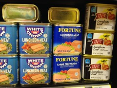 International SPAM (Deep Fried Kudzu) Tags: international spam luncheon meat can canned buford highway farmers market grocery store atlanta georgia
