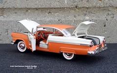 1956 Ford Fairlane Victoria Hardtop (JCarnutz) Tags: 124scale diecast danburymint 1956 ford fairlane victoria