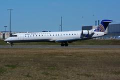 N167GJ (GoJet Airlines) (Steelhead 2010) Tags: unitedexpress unitedairlines gojetairlines bombardier crj700 crj yyz nreg n167gj