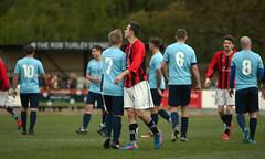 Hazel Grove 3-0 Beechfield United (KickOffMedia) Tags: football sport soccer goal shoot player hazel grove beechfield united