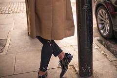 Shoe Shine (Michael Goldrei (microsketch)) Tags: leicam england street avril 35mm pancras shoes photos apr photographer london st photography x black 17 shine pavement photo lampost sidewalk mp shoeshine king's shoe leicacamera european asph leica kx saint shiny cross king kings mp240 2017 35 leicamtyp240 typ typ240 240 summilux leicalovers crossed uk europe 14 april