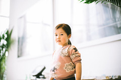 Big Girl. (MichelleSimonJadaJana) Tags: color sony ilce7rm2 α a7rii a7r ii full frame thirdpartylens manual fullframe voigtlander vme adaptor fe mount leica 50mm f14 summilux m summiluxm asph nex vsco documentary lifestyle snaps snapshot portrait childhood children girl girls kid jada jana china 中国 shanghai 上海