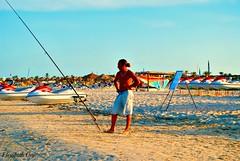 Tunisia 161 (Elisabeth Gaj) Tags: elisabethgaj tunisia afryka travel people beach