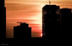 Warszawa (andrzejpor) Tags: nikonflickaward nikon nikond7200 dslr urban warszawa warsaw sunset citi