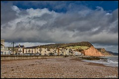 Sidmouth-009 (John@photosuite) Tags: sidmouth devon englishchannel coast tourist resort jurassic worldheritage river sid peak hill salcombe uk nikon