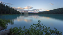 Louise in the Evening (Ken Krach Photography) Tags: lakelouise banffnationalpark