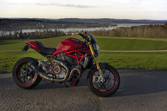 Lake of constance - Steckborn (rockymotard) Tags: monster 1200s steckborn fantastic life