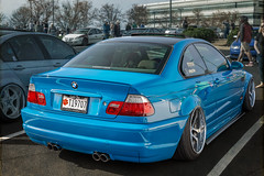 BMW M3 (Cars & Coffee of the Upstate) (*Ken Lane*) Tags: beaconhill geo:lat=3486192990 geo:lon=8225736917 geotagged greer southcarolina unitedstates usa auto autoenthusiasts automobile automotive automotivephotography automotiveportrait bagged bluecar bmw bmwm3 cc camber car carlifestyle carmeet carmeetup carphoto carphotography carportrait carportraiture carscoffee carscoffeeoftheupstate carsandcoffee carsandcoffeeoftheupstate clean dapper dropped eastcoast germancar greenville greenvillecarscoffee greenvillesc greenvillesouthcarolina importcar lowlife lowered loweredlifestyle m3 michelinnorthamerica parkinglot rearend sc simplyclean slammed stance stancenation supercar taillights tire upstate upstatesouthcarolina vehicle véhicule vehículo vendimia violentclique voiture wheel worldcars αυτοκίνητοmba автомобил автомобиль классическийавтомобиль сборвинограда flickrunitedaward