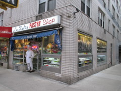 La Delice Pastry Shop - Easter Candy - Chef Mannequin 3189 (Brechtbug) Tags: la delice pastry shop candy store chocolate specific 3rd avenue 27th street kips bay new york city 03302017 nyc mystery magic chef outside mannequin superchef comicbook super hero comic book comics standee halloween stand up stores popup bake bakery easter entrance pop n fresh mannequins dummy wax sculpture standees butler domestic hat uniform 2017 mysterious