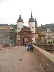 Heidelberg (2011) (alexismarija) Tags: heidelberg germany europe alte brucke oldbridge altebrucke bridge architecture history