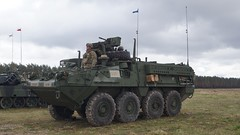 Stryker IFV (Lukasz Pacholski) Tags: us army stryker ifv