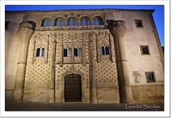 Palacio de Jabalquinto-Baeza (Lourdes S.C.) Tags: arquitectura monumentos palacio palaciodejabalquinto baeza provinciadejaén